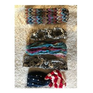 Fun and colorful headband BUNDLE